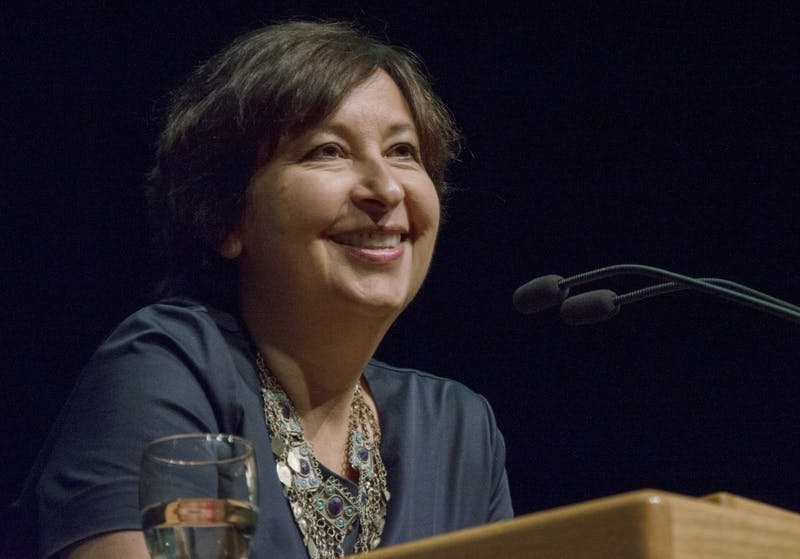 Author of freshman reader shares experiences growing up as immigrant