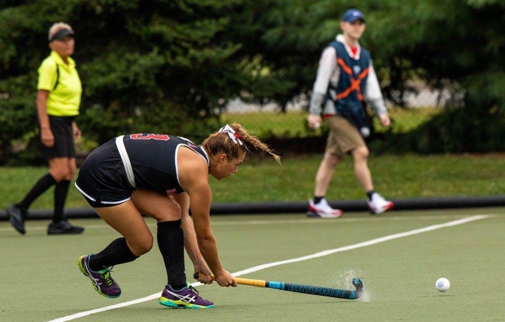 Field hockey falls to Miami (Ohio) in overtime