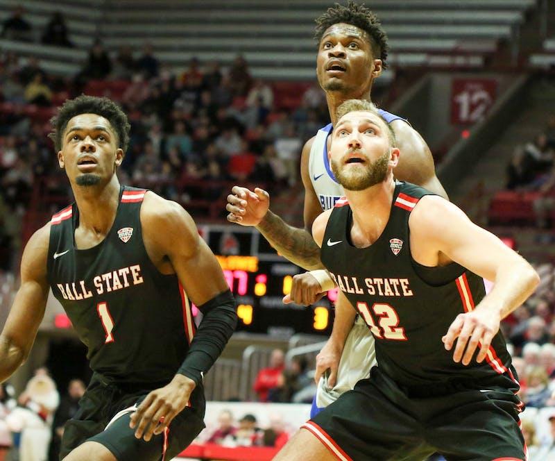 Ball State takes down Buffalo
