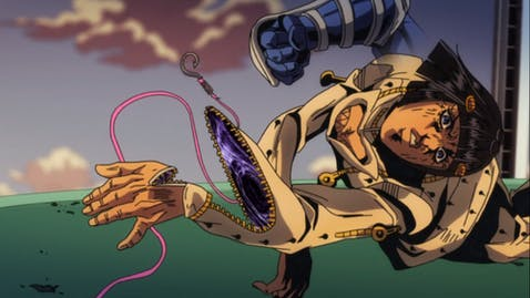 "REVIEW: 'Jojo's Bizarre Adventure: Vento Aureo' Episode 16: ""The"