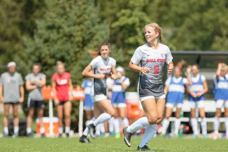 Soccer faces challenges in non-conference schedule
