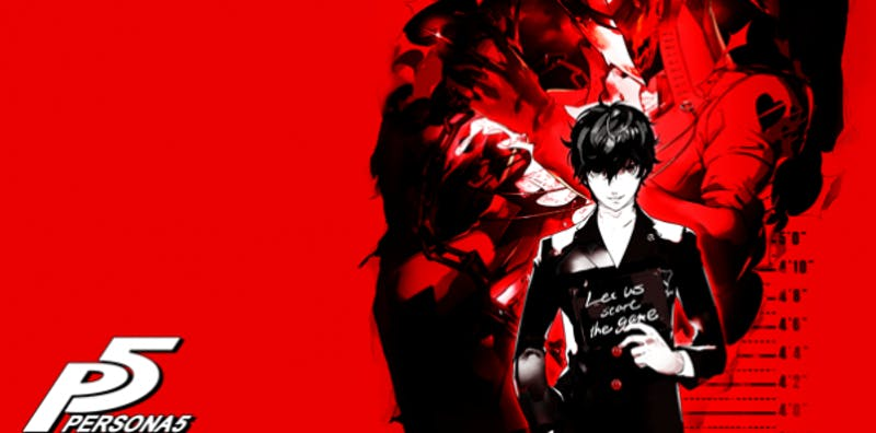 'Persona 5' delayed, new trailer released