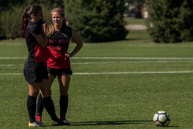 Weekend preview: Women's volleyball hits the road, Soccer looks to get back on track
