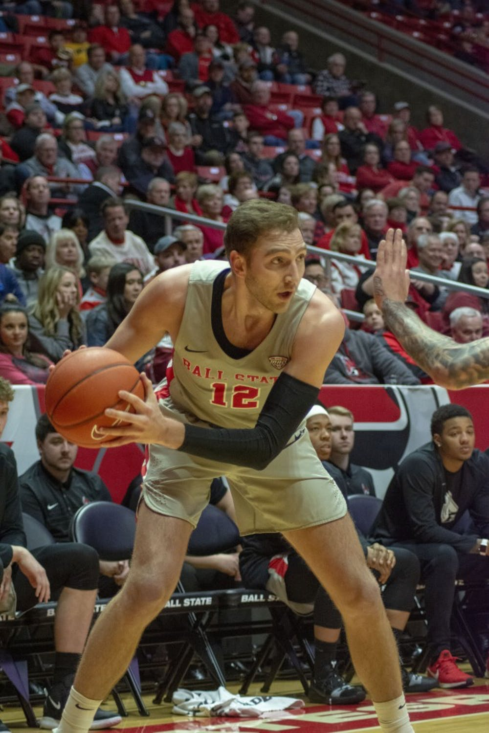 Ball State Men's Basketball wins agains Akron