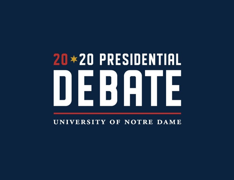 University of Notre Dame will host the first presidential debate Sept. 29, 2020 at the Purcell Pavilion of the Joyce Center. This is the first ever presidential debate to be held in Indiana. University of Notre Dame, Photo Courtesy