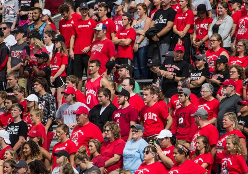 Ball State football fan base ranks 88th happiest in FBS