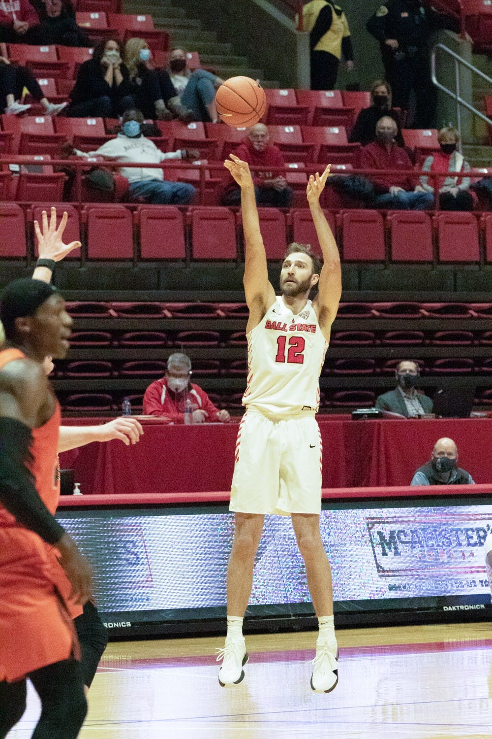 Cardinals can't put together complete game in loss to Akron