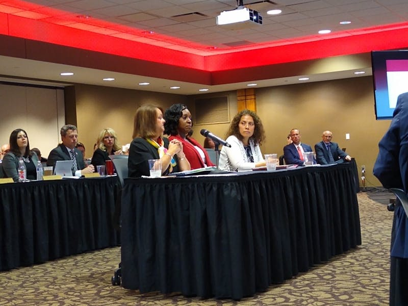Ball State Board of Trustees discuss record enrollment, heath care insurance changes