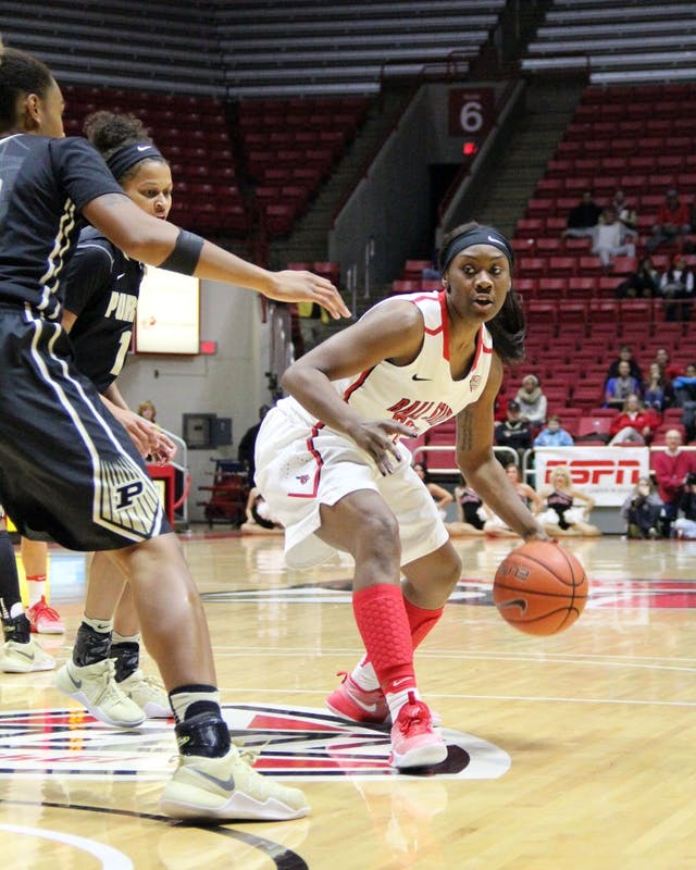 Ball State women's basketball wins season opener against Cleveland State