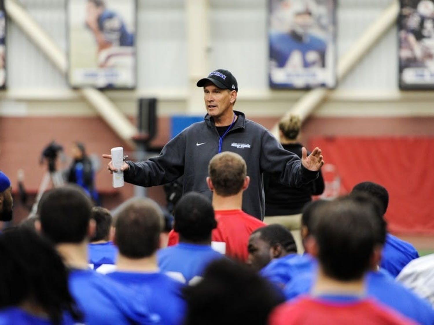 Lance Leipold has been rumored as a potential candidate for multiple high-profile head coaching jobs this offseason, including at UCF, Illinois and now Kansas.