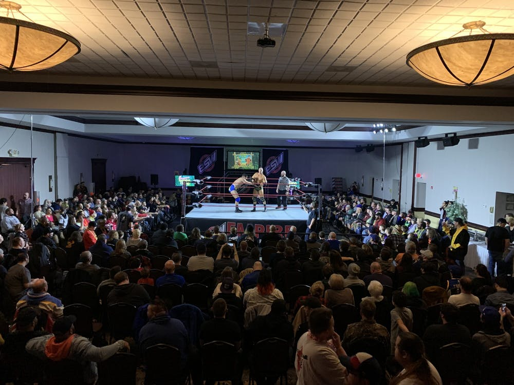 Buffalo-based independent wrestling promotion Empire State Wrestling hasn't held any events since the pandemic began, and everyone from wrestlers to fans to members of the press are feeling the effects.