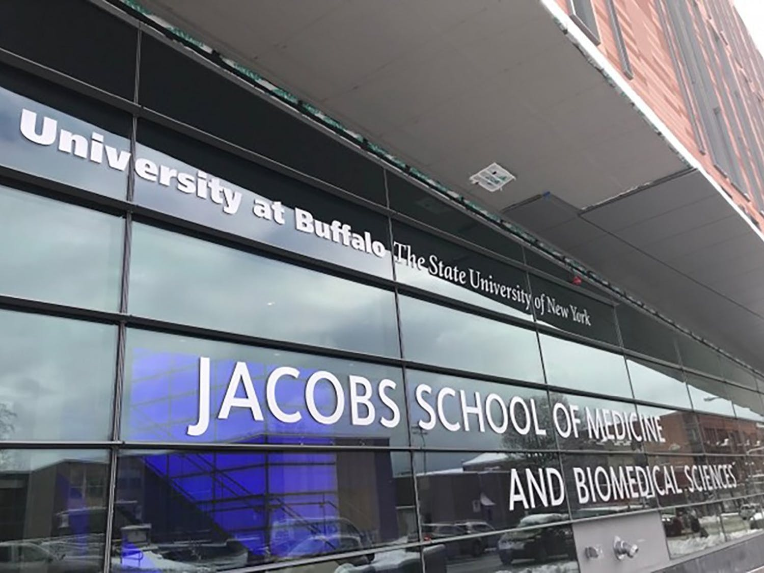The Jacobs School of Medicine and Biomedical Sciences celebrated its grand opening on Dec. 12.