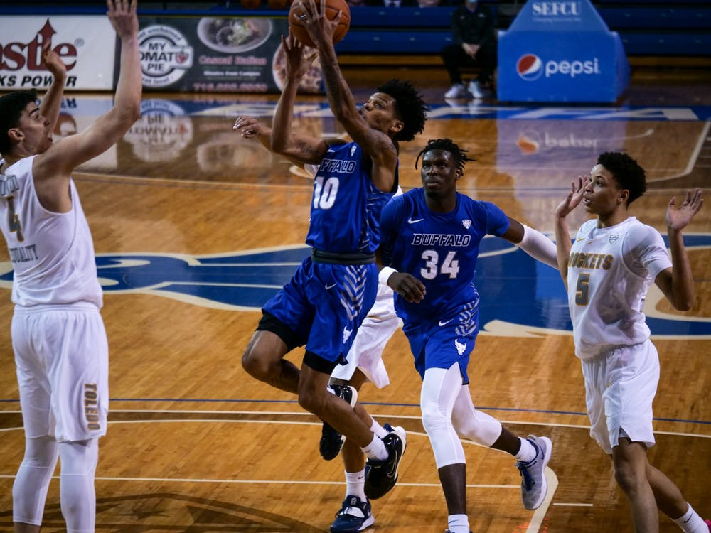 Men's basketball is scheduled to face the Colorado State Rams in the first round of the National Invitational Tournament at the University of Northern Texas.