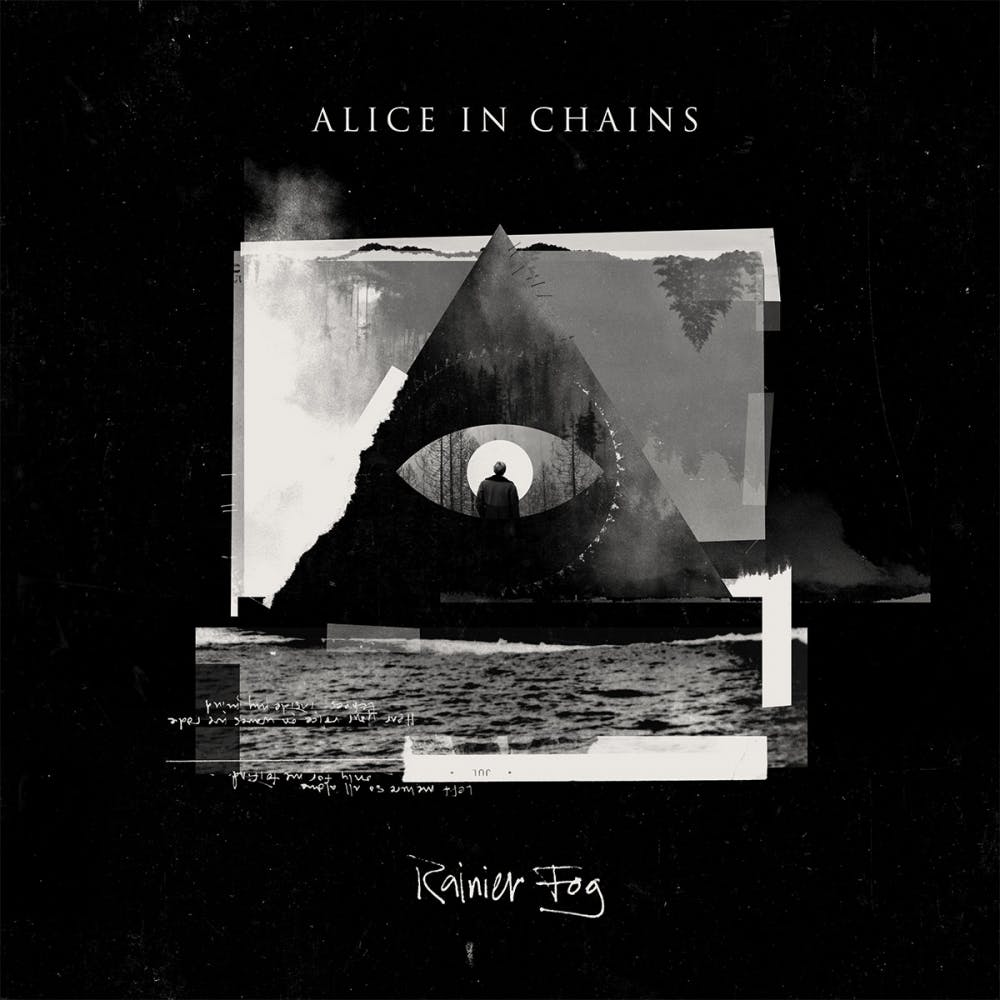"""<p>Alice in Chains spent six albums perfecting a guitar heavy, bombastic sound that listeners have come to know and love. Three albums in with latest lead singer William DuVall, Alice in Chains attempts to keep the ball rolling off of the success of their previous two albums. With """"Rainier Fog,"""" however, Alice in Chains sounds lost in its own complacent mindset bent on maintenance rather than experimentation.</p>"""