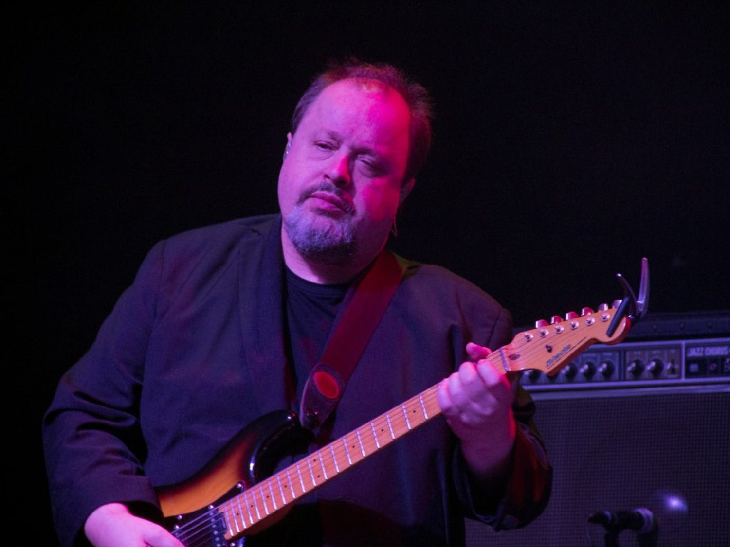 """Guitarist Steve Rothery discusses Marillion's newest album """"F.E.A.R"""" and it's approach during their US tour."""