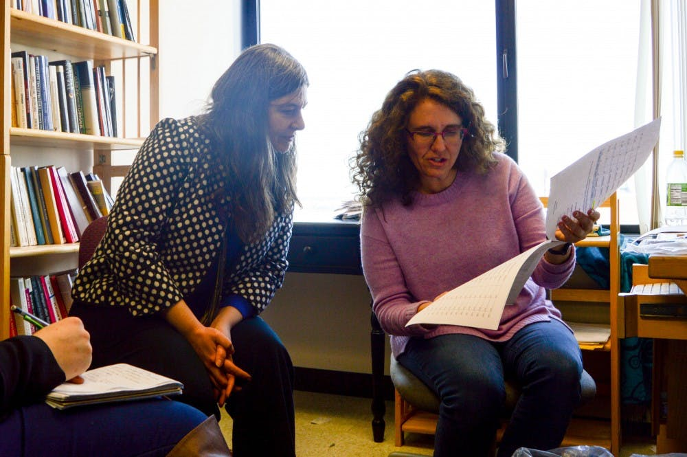 <p>Gwynn Thomas and Marla Segol, professors in the newly reinstated standalone Department of Global Gender and Sexuality Studies, discuss the program's return to independent status.  Thomas and Segol feel the department's standalone status will improve visibility of the program on campus.</p>
