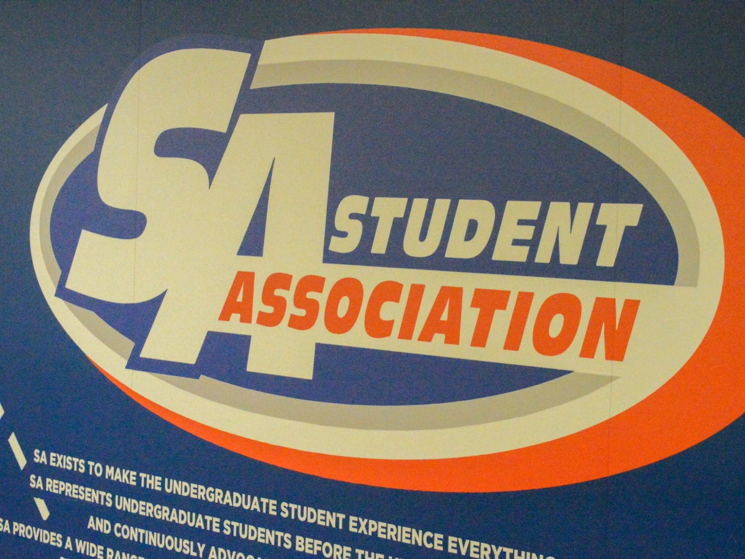 Four students are running for 12 open positions on the Student Association Senate.