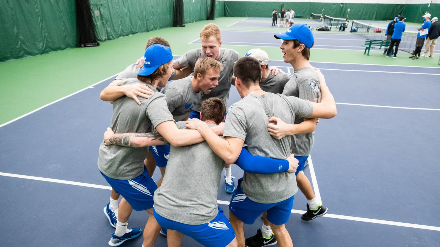 Since head coach Lee Nickell took over the program in 2009, the UB men's tennis team has utilized international recruiting to build a competitive team.