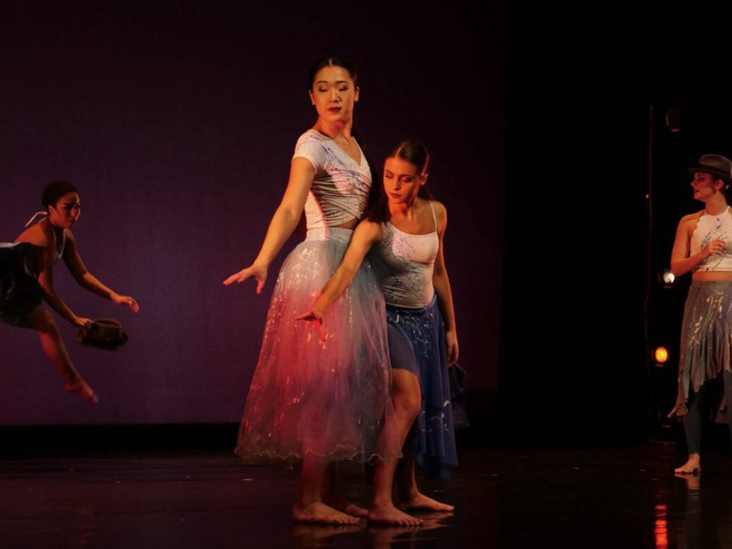 """Following """"Celebration 45,"""" the Zodiaque Dance Company is gearing up for its spring showing with """"Zodiaque Dances On."""" Director Kerry Ring says she's proud of the hard work her dancers have put in and thinks this spring's show has something for everyone."""