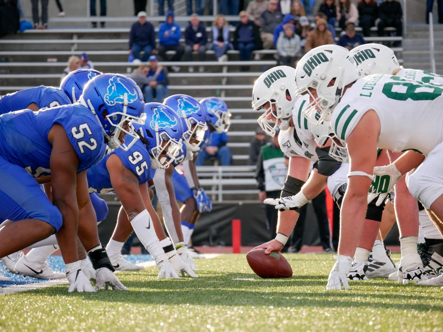 Several former UB Bulls have gone on to play on the gridiron at a professional level.