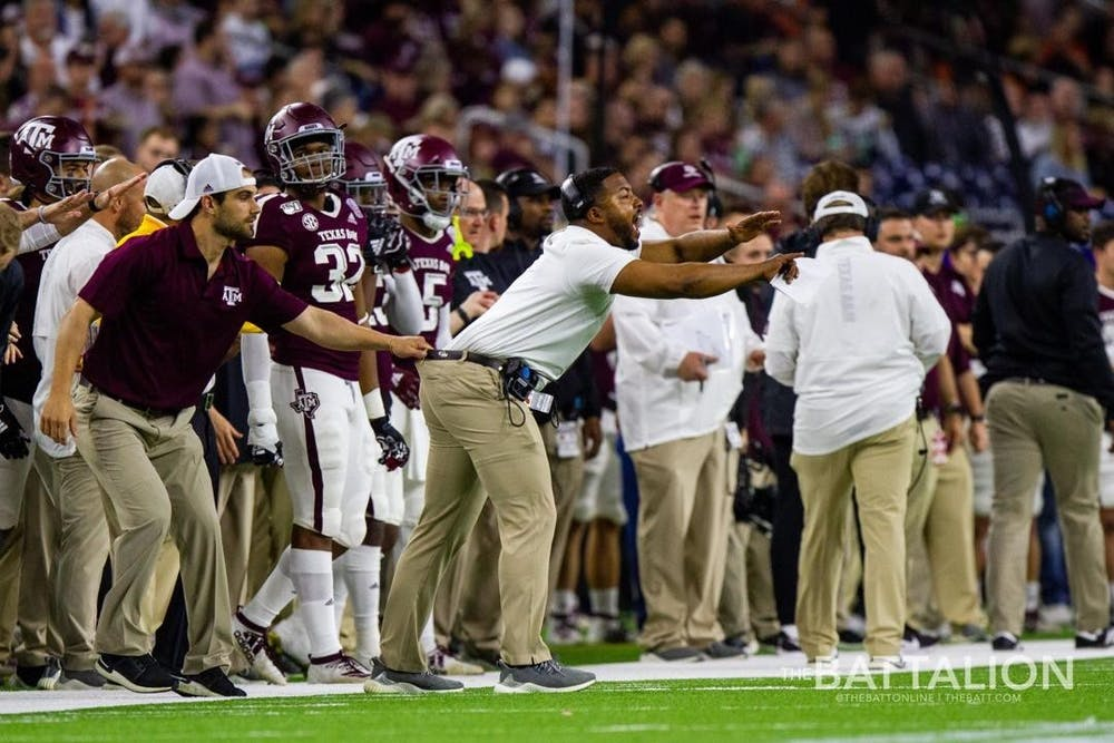 Maurice Linguist is accepting the pressure of coaching a team that is in win-now mode following a 2020 MAC Championship Game loss and a Camellia Bowl win.