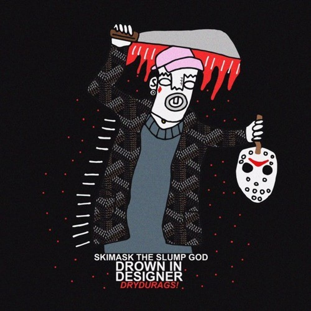 While cartoon references and sampling have always been featured across the genre, Ski Mask took those two elements to new levels on this project.