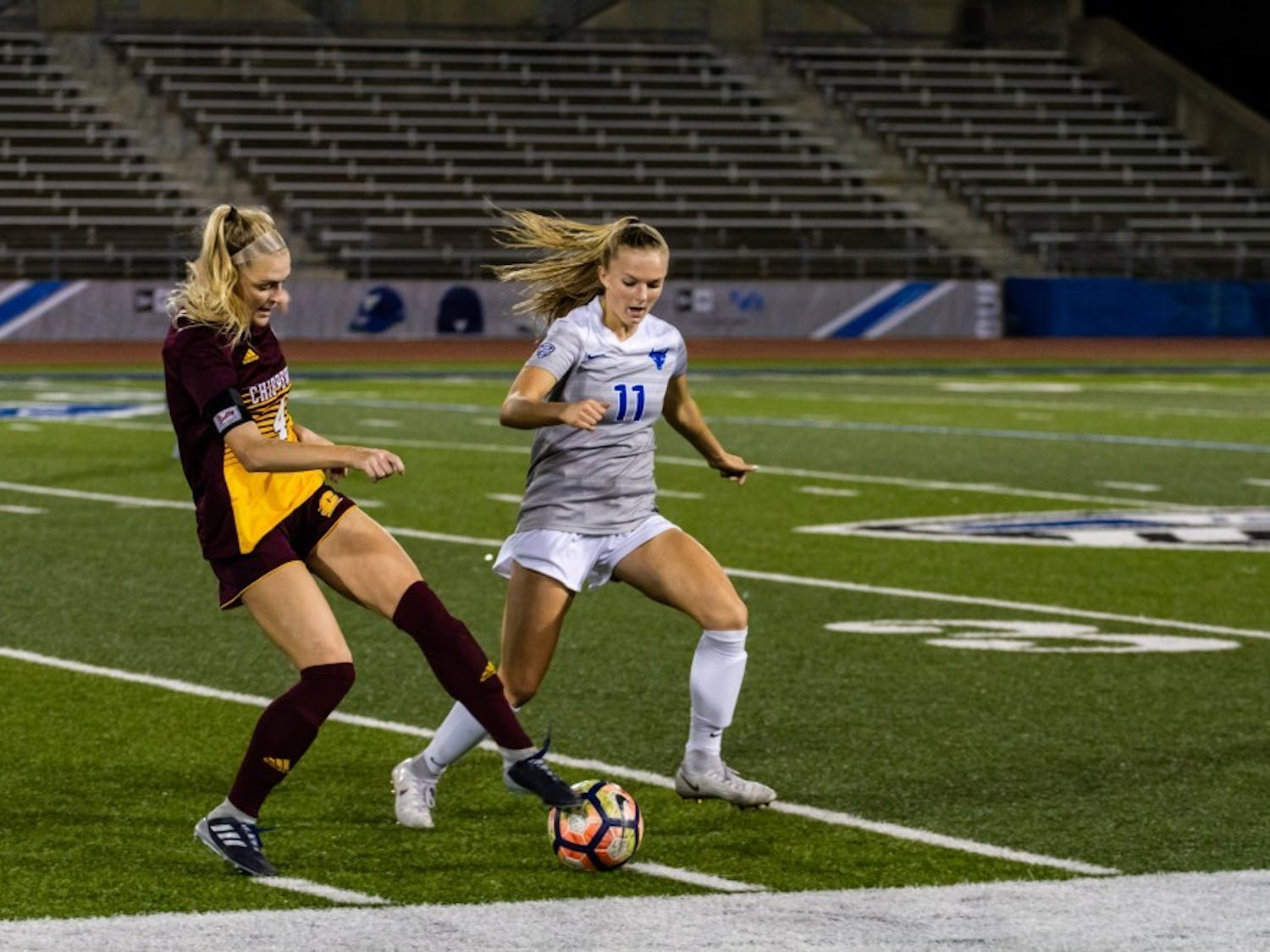 UB women's soccer beat Miami(OH) 5-1 on Sunday marking their first win of the season.