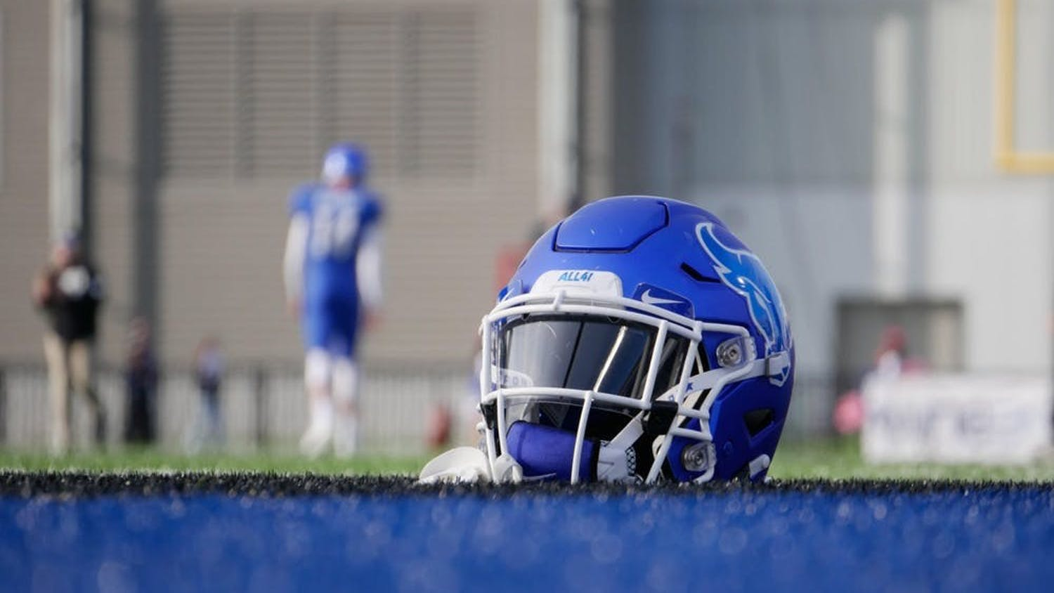 After Lance Leipold's departure for the University of Kansas last week, UB Athletic Director Mark Alnutt told reporters that he plans on hiring a new head coach before players head home after finals week on May 15.