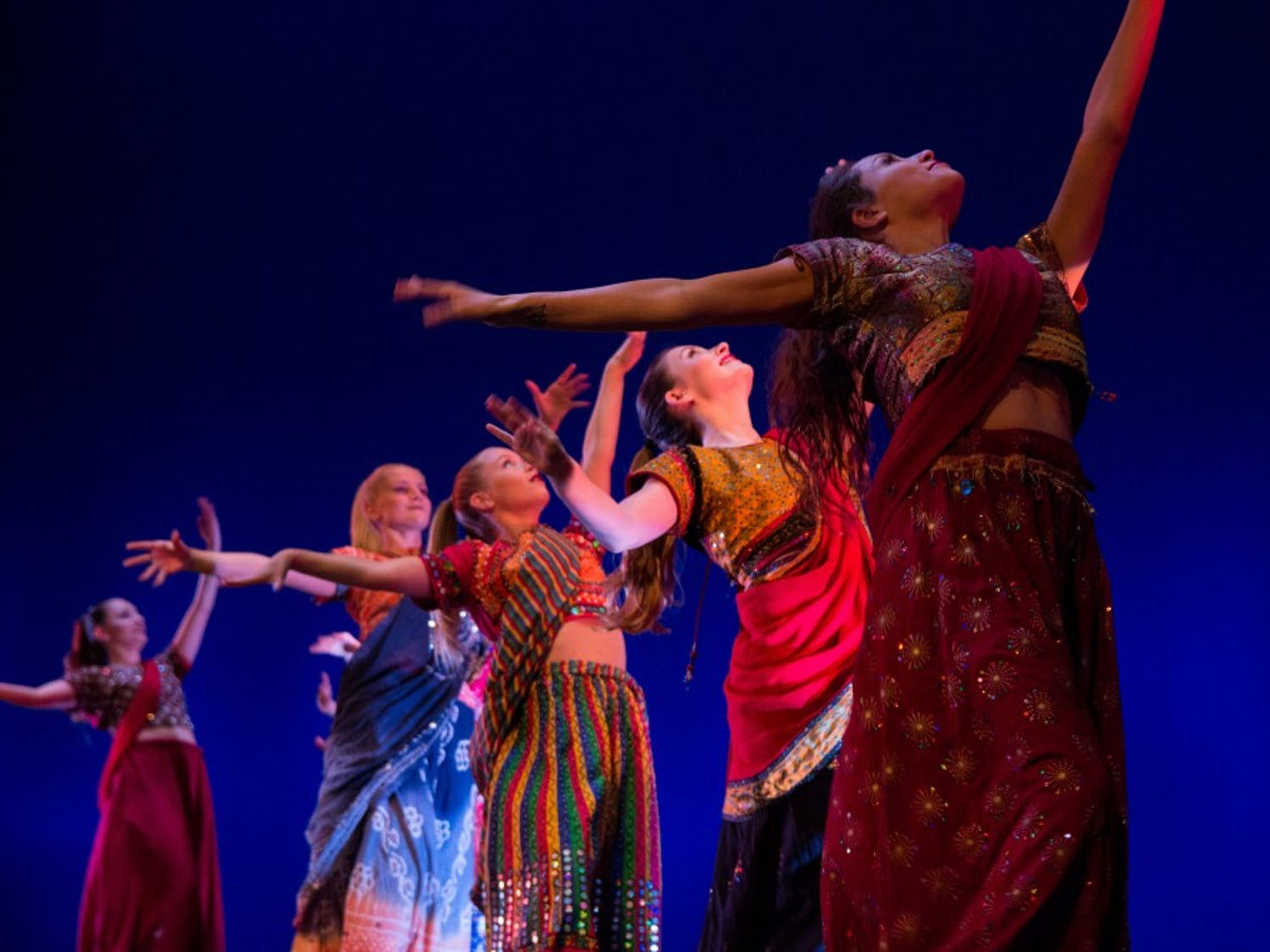 The Zodiaque Dance Company premiered their fall program on Oct. 18, entering its 44th season at UB.