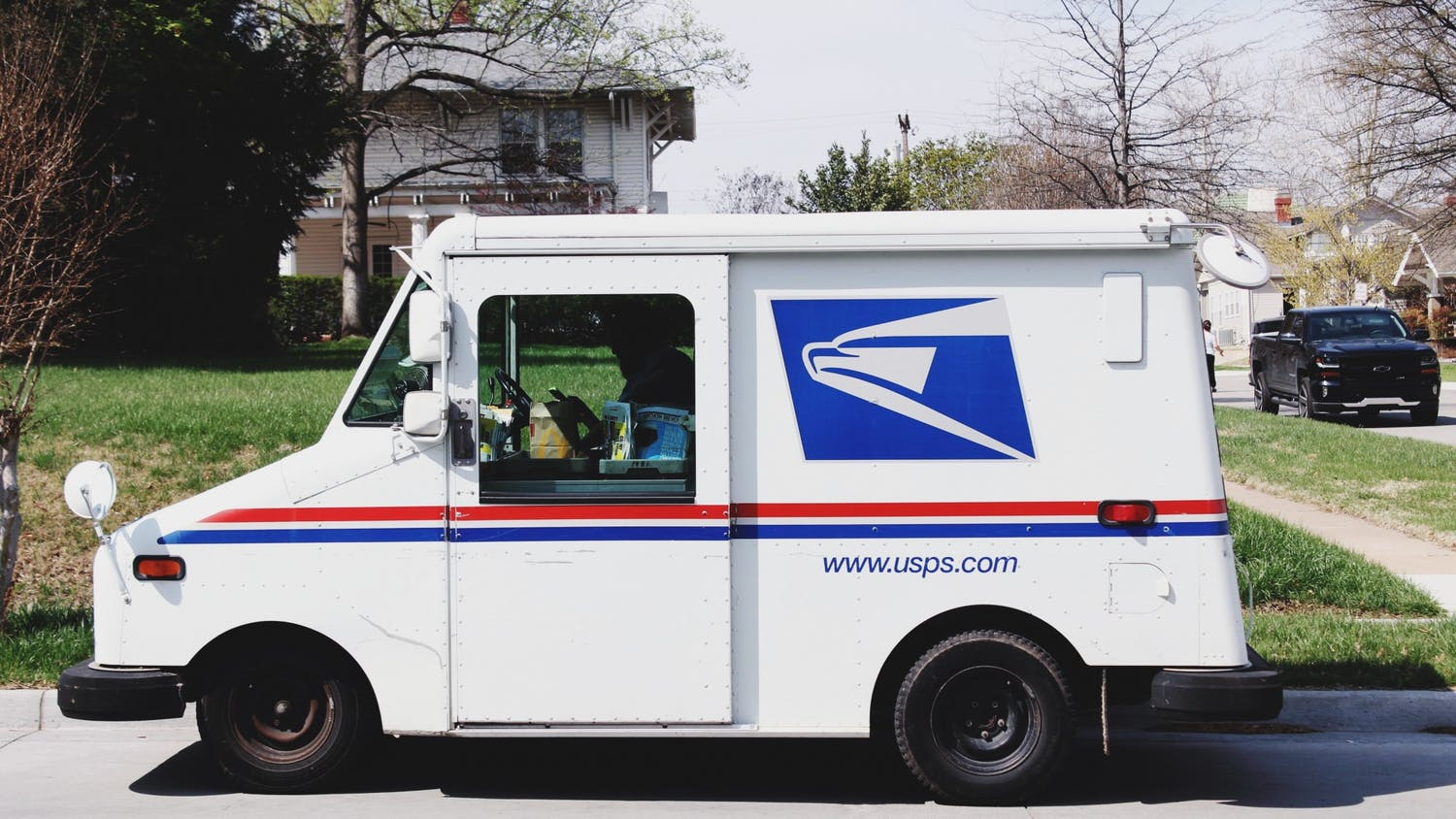 Mail carriers get paid time off, health insurance and a pension.