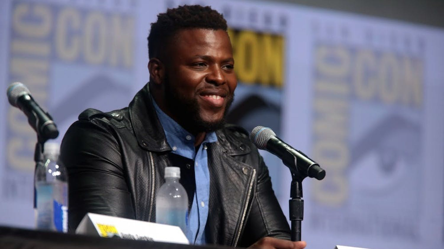 Winston Duke's Distinguished Speakers Series lecture has been rescheduled to Nov. 4.