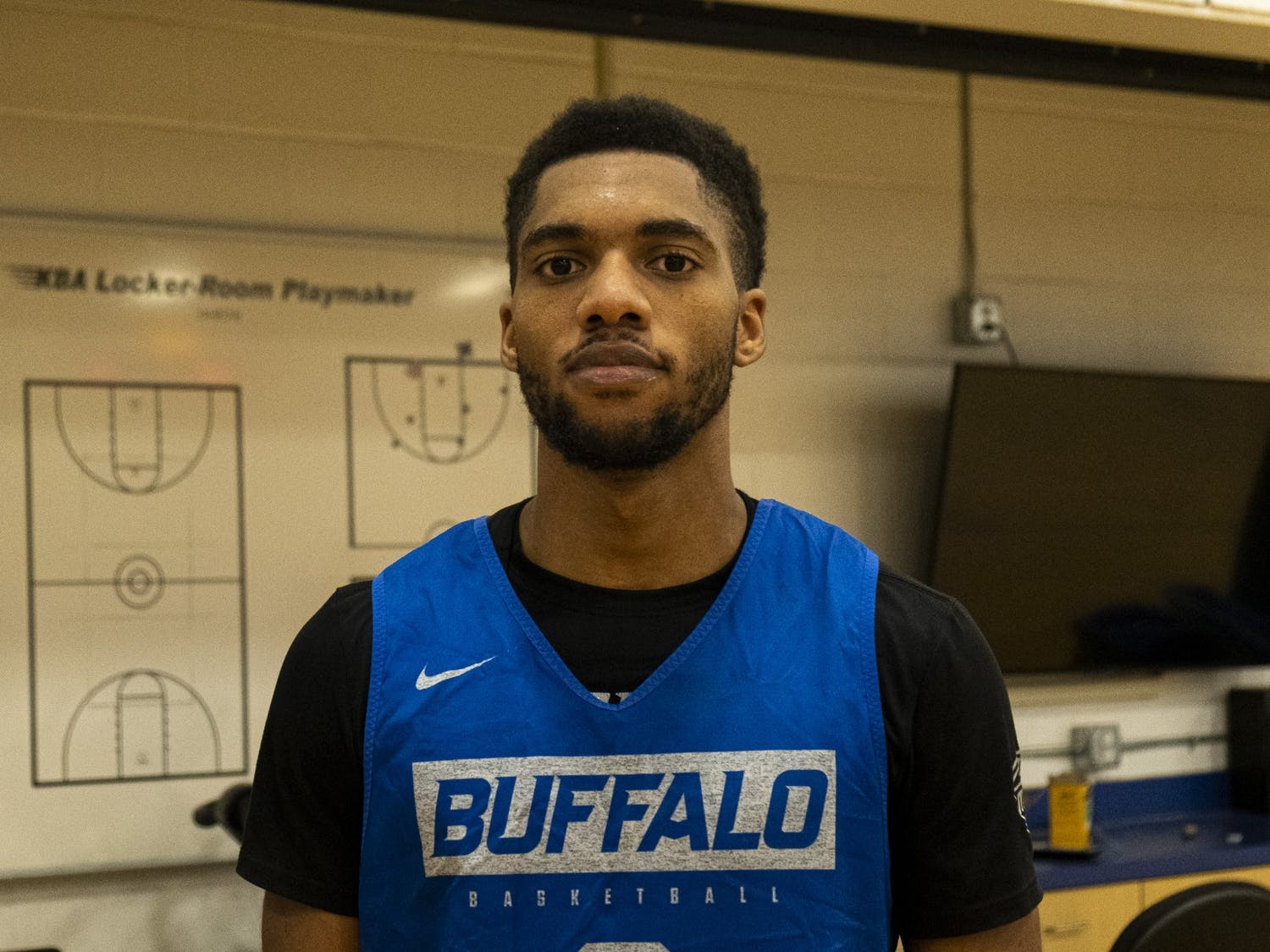 Jayvon Graves, Guard for the UB Men's Basketball team, talks about his hopes and inspirations.