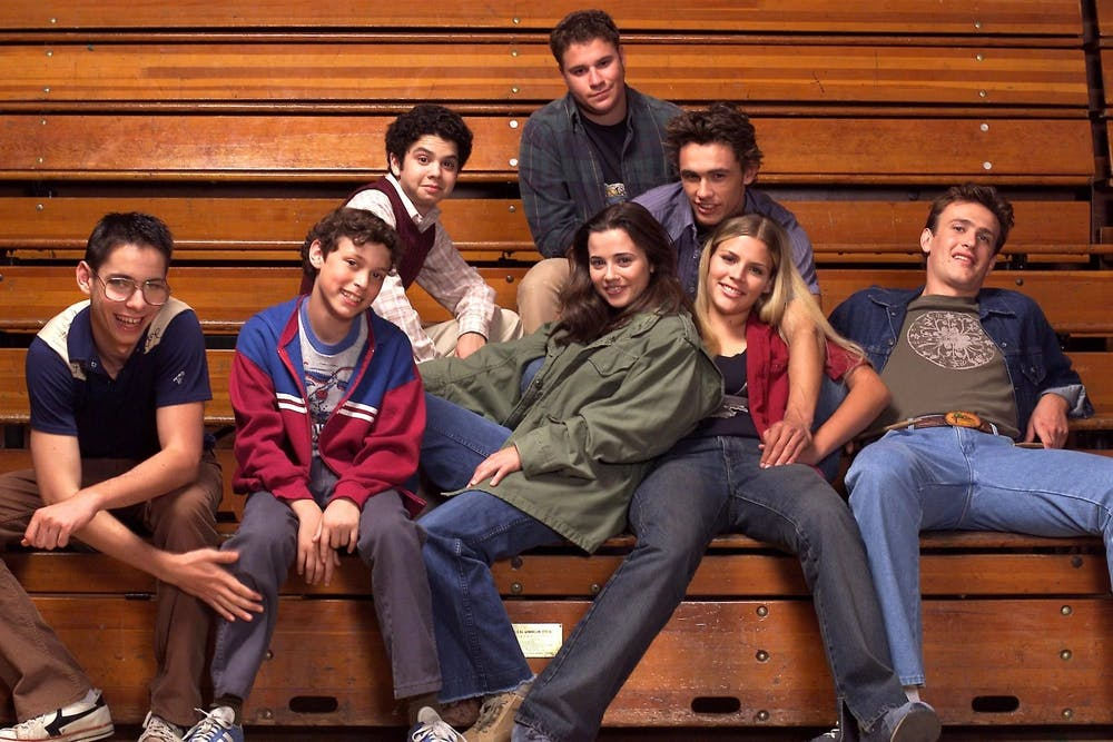 """Freaks and Geeks"" is late 1990s television at its finest, as it follows Lindsay, a high schooler who is trying to escape her ""goody-two-shoes"" reputation by hanging out with the troubled ""freaks"" at school."
