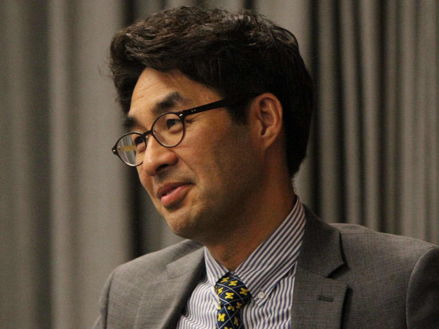 Nojin Kwak will inherit the position from Interim Vice Provost for International Education John Wood, who has served in the role since 2018.
