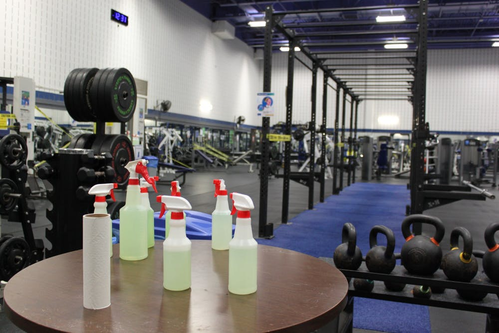 <p>Certain businesses, like gyms, fitness centers and classes, barber shops, hair salons and personal care services, will be closed, Gov. Andrew Cuomo announced.</p>
