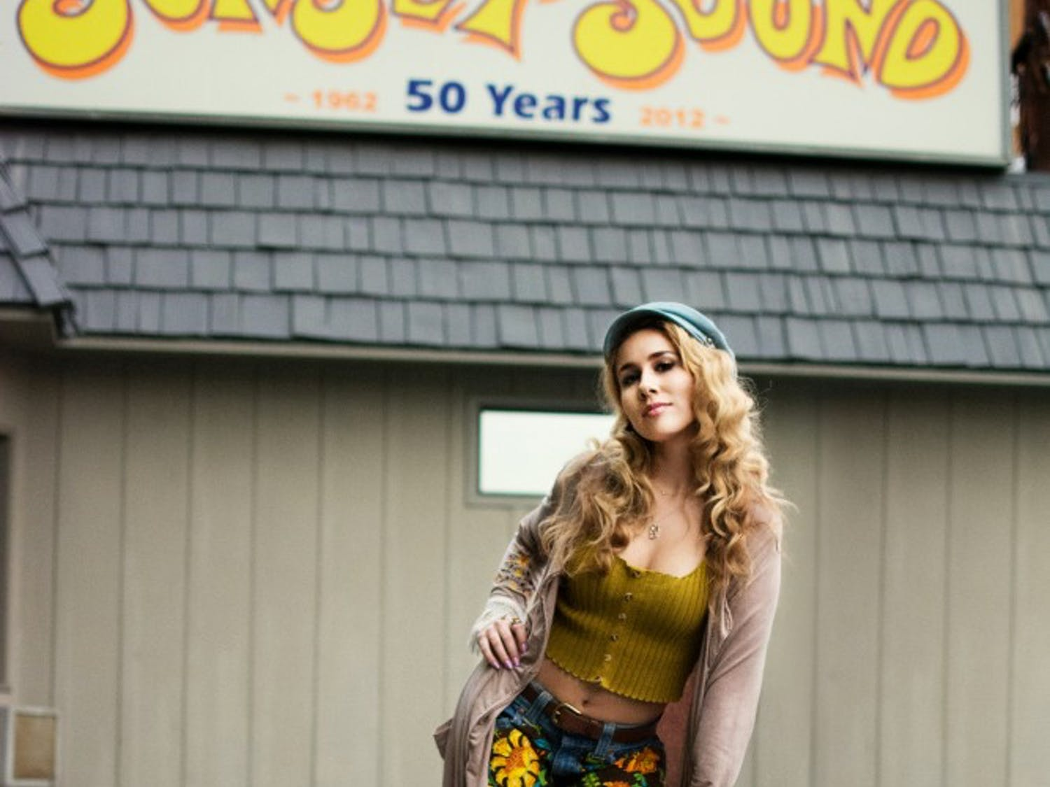 """Singer-songwriter Haley Reinhart released her third studio album, """"What's That Sound?"""" on Sept. 22 and is currently on her tour of the same name. Reinhart talked to The Spectrum about the recent release, touring the world, and having Anderson .Paak in her first band."""