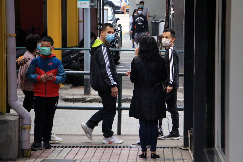 <p>Anti-Asian abuse is hard to escape, appearing everywhere from social media to the nightly news to the streets of New York City.</p>