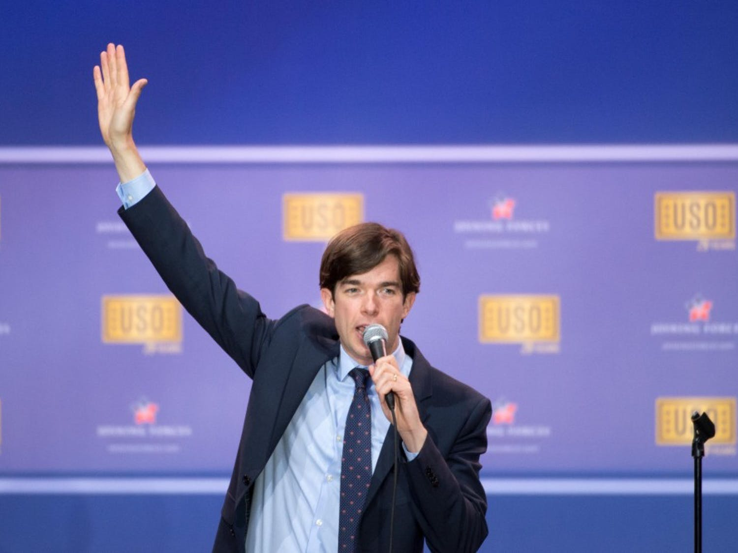 """Comedian John Mulaney has done everything from writing for """"Saturday Night Live"""" to having multiple Netflix specials. He can now add headlining UB's 2019 Student Association Comedy Series to his resume."""
