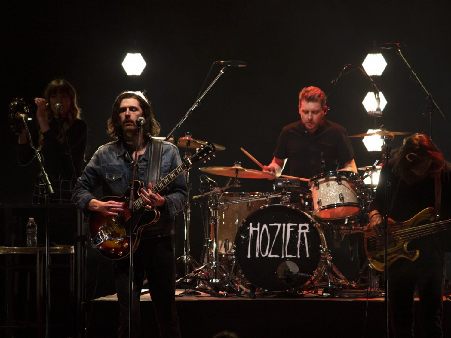 """Hozier's """"Wasteland, Baby! Tour"""" opened at Shea's on Sunday night. The tour is in support of the Irish singer's newest album of the same name."""