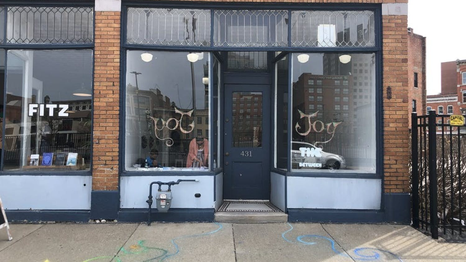 The Arts Collaboratory is moving from its location at 431 Ellicott Street.