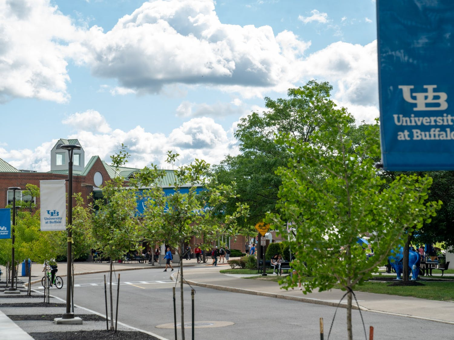 UB has received a grant from the National Science Foundation to support a more inclusive learning environment.