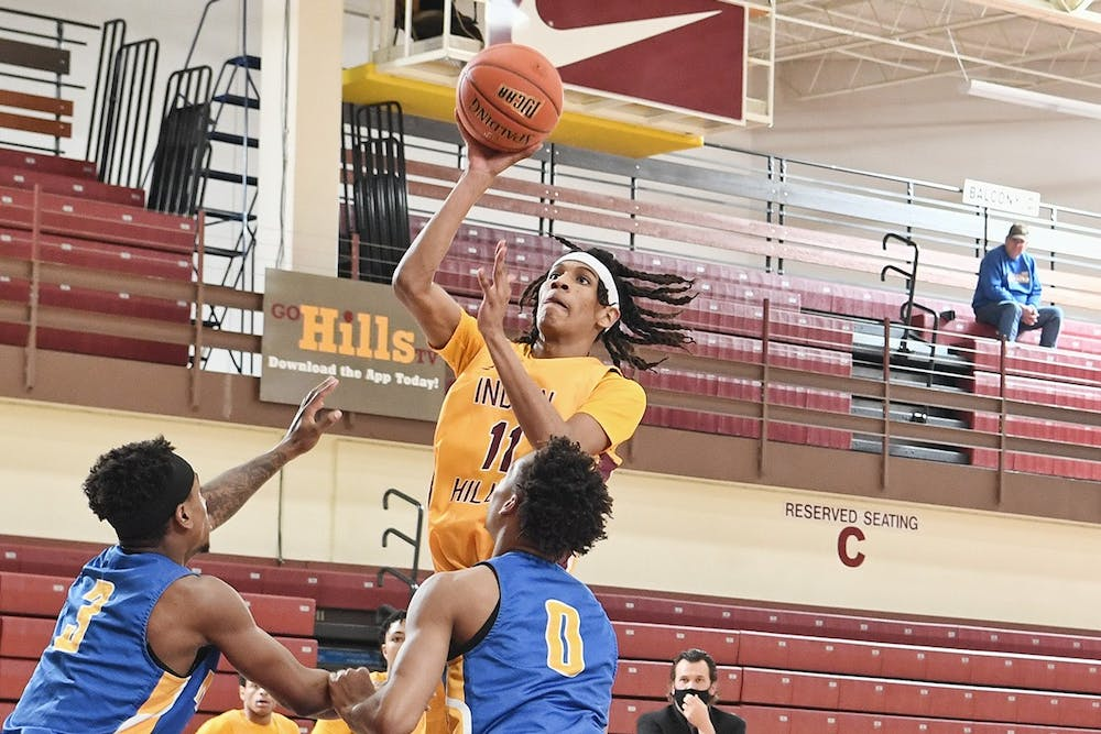 <p>Due to a blanket waiver passed by the NJCAA in the fall in response to the COVID-19 pandemic, Curtis Jones will still have four years of eligibility remaining starting next season.</p>