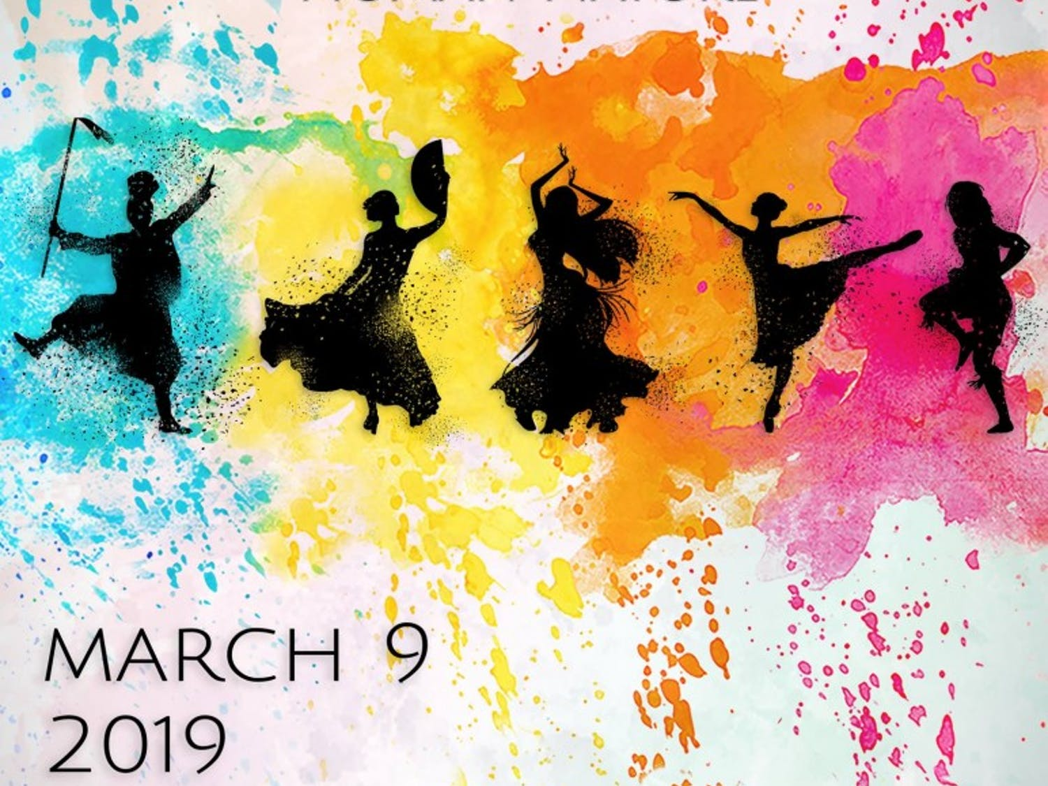 """International Fiesta will take place in the Center for the Arts on Saturday night, with 15 clubs participating in the """"Human Nature"""" dance competition."""