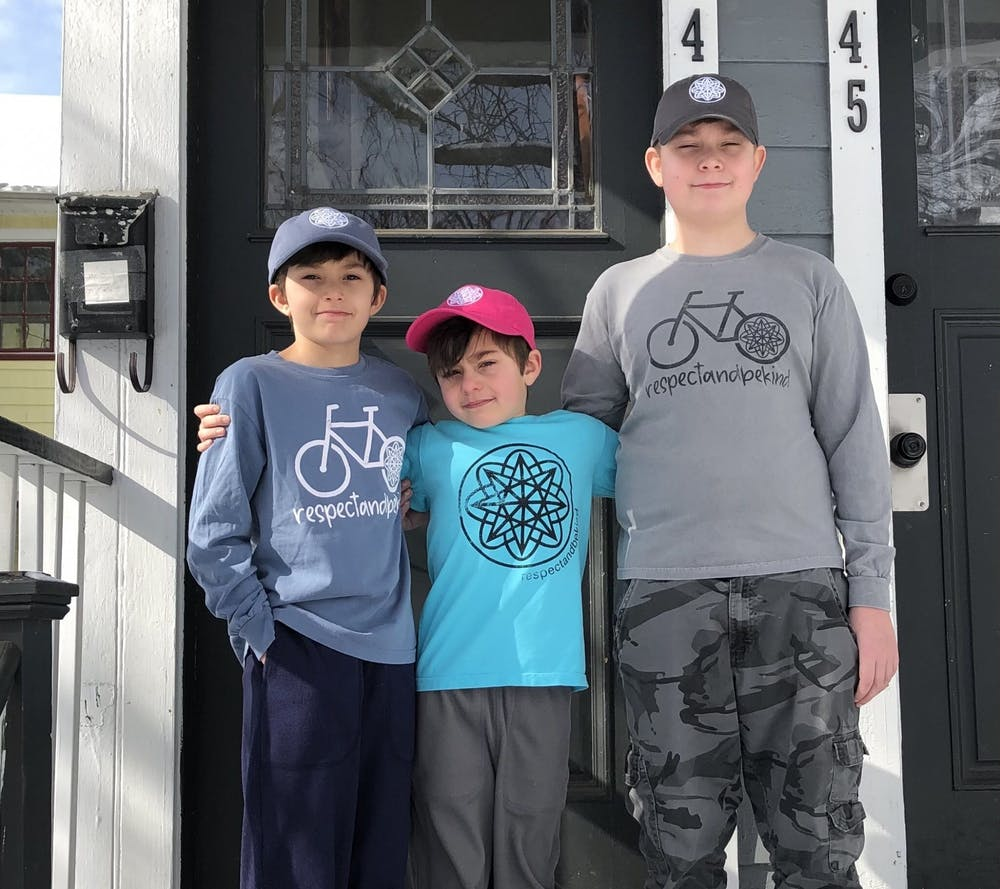 <p>Tim Hickey launched respectandbekind, or RABK, in July 2018 after a series of impactful conversations with his three grandchildren.</p>