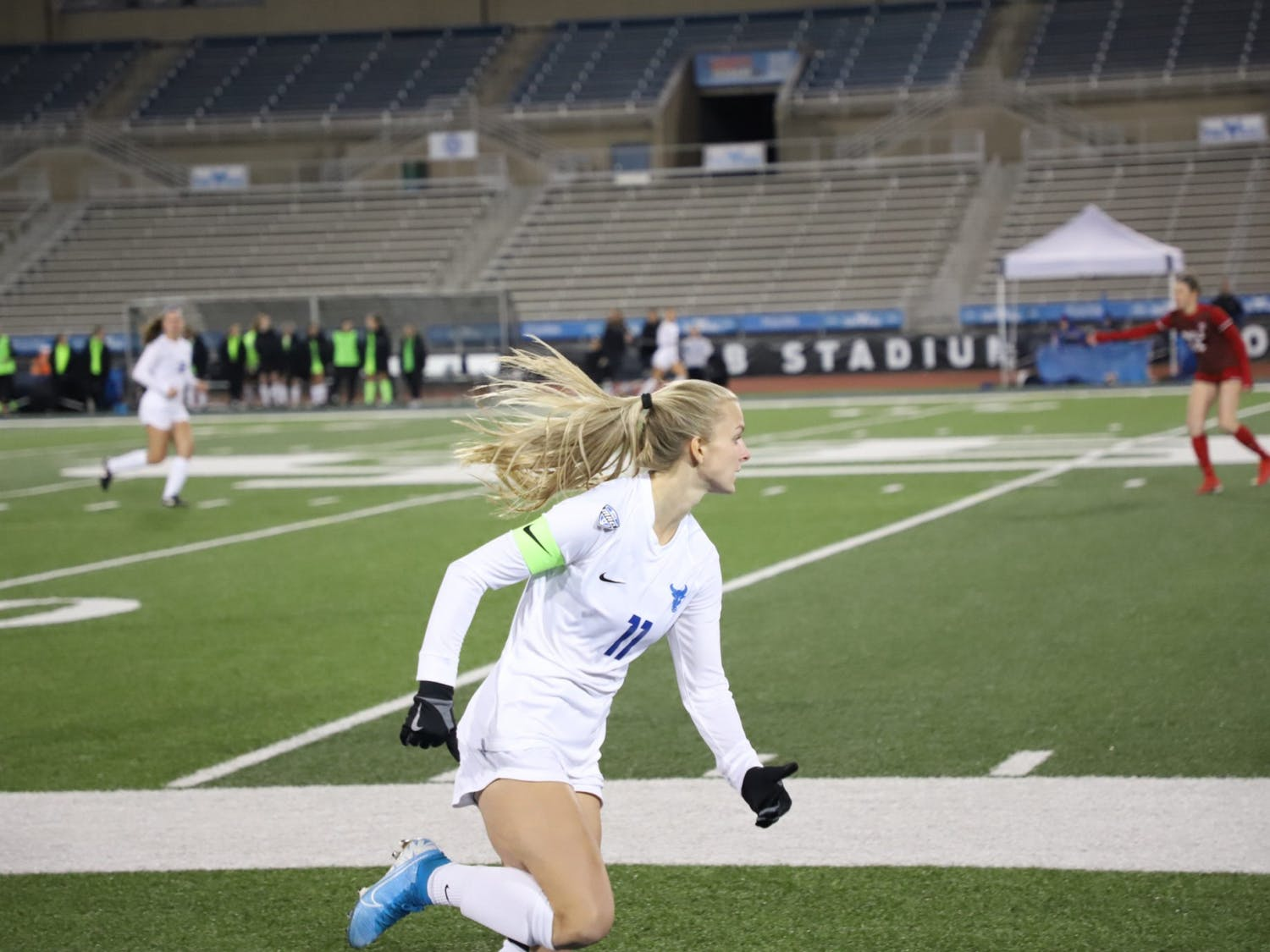 UB's women's soccer was defeated by Bowling Green during the MAC semifinals on Friday with a 2-1 loss.