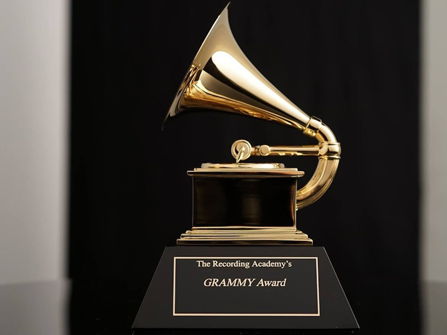 General logo for the Grammy Awards.