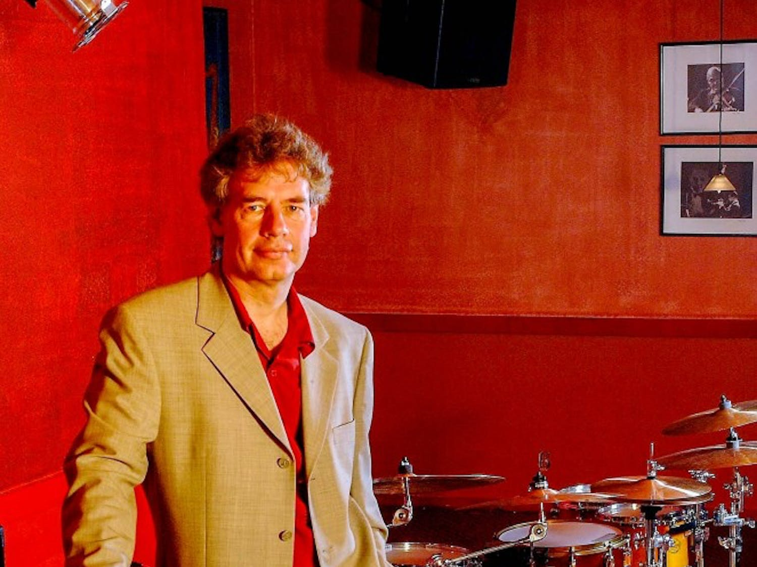 """Former Yes and King Crimson drummer Bill Bruford spoke with The Spectrum on Monday ahead of his lecture series in support of his second book, """"Uncharted: Creativity and the Expert Drummer."""""""