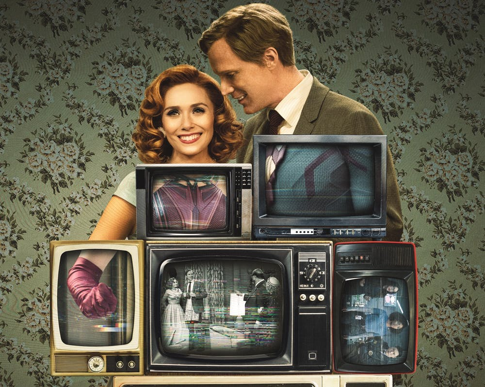 """<p>After an unplanned hiatus lasting nearly a year and a half, Marvel is back in the game with the release of """"WandaVision,"""" a reality-bending, mind-warping mystery/drama disguised as different sitcoms through the ages.</p>"""