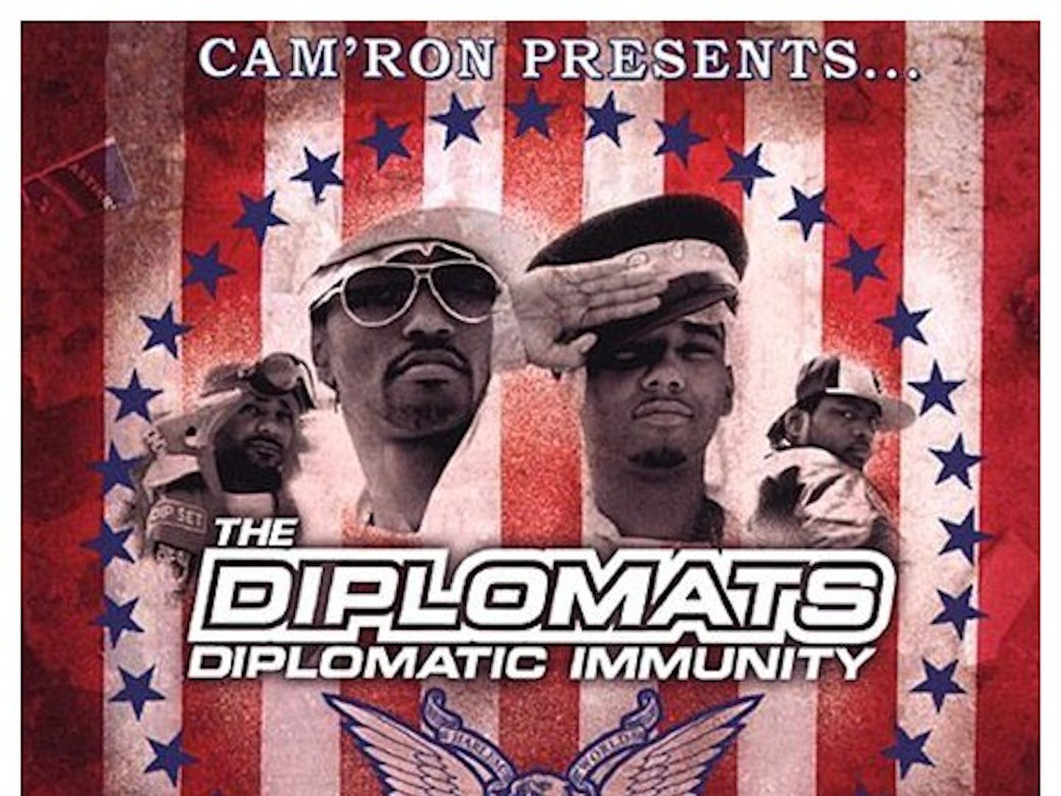 """The Diplomats' """"Diplomatic Immunity"""" features hard-knocking beats and fresh, witty bars. The Harlem group's album should be a delight to any rap fan looking for a political mix this week."""