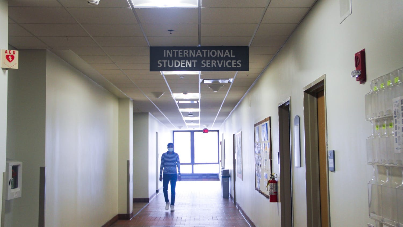 International Student Services provides support for international students at UB.